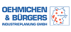 Oehmichen buergers logo 100x45