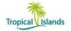 Tropical island logo 100x45
