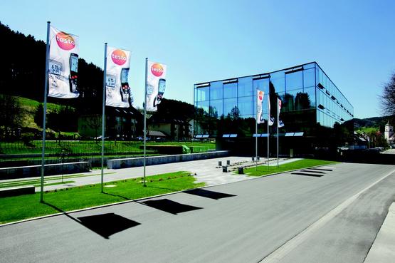 Die Firmenzentrale