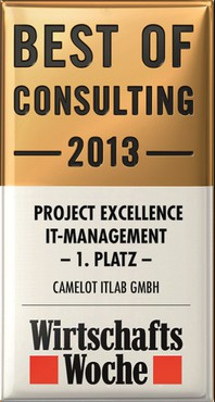 1. Platz IT-Management