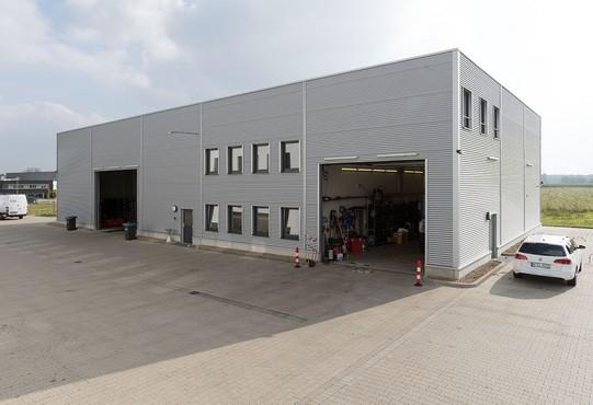 Umladepunkt / Werkstatt Hannover