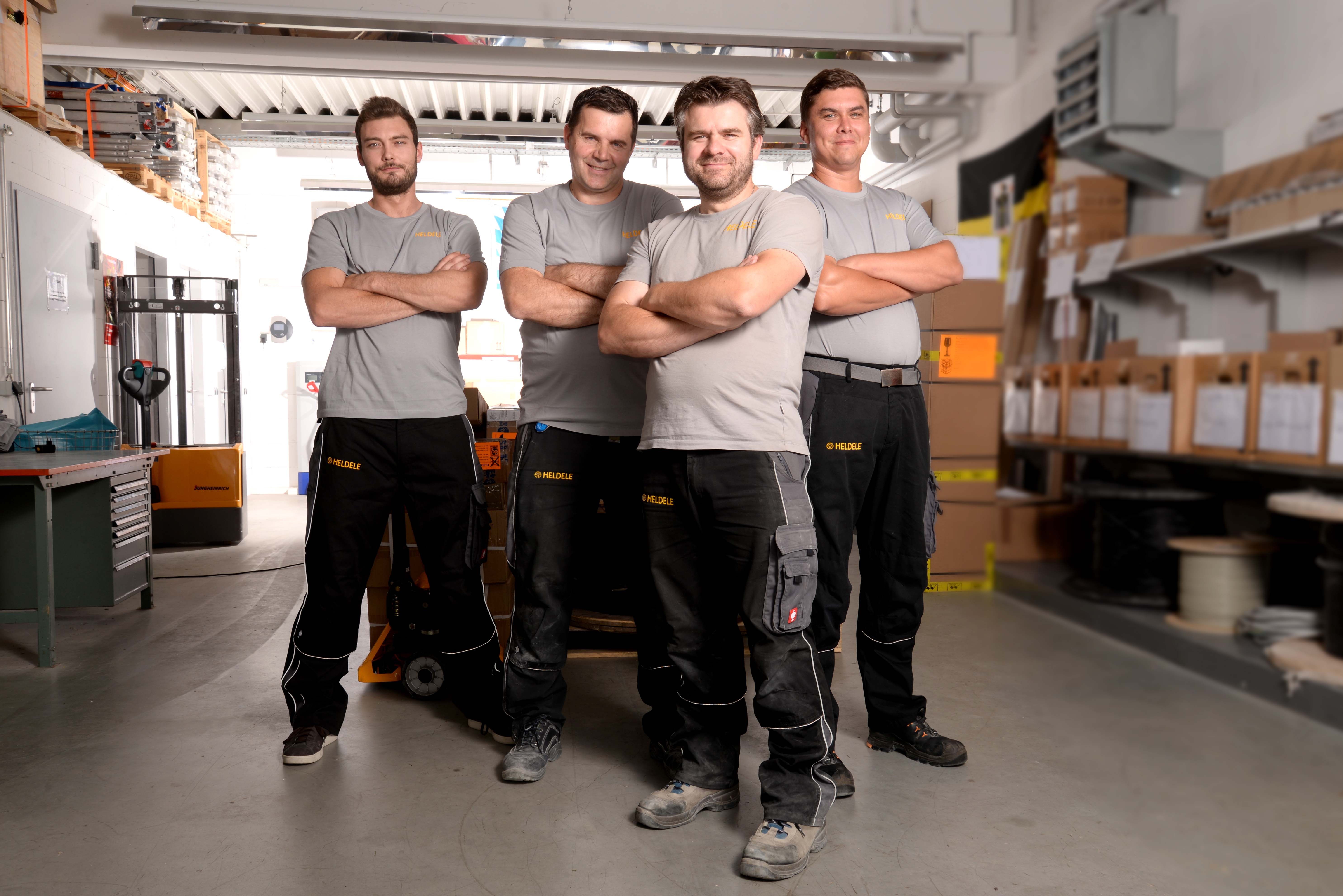 Firmenprofil HELDELE GmbH in Salach   yourfirm de