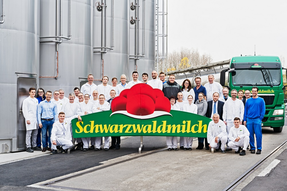 Schwarzwaldmilch GmbH - Fotostrecke
