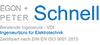 Egon + Peter SCHNELL Beratende Ingenieure VDI Ingenieurbüro für Elektrotechnik