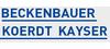 BECKENBAUER KOERDT KAYSER