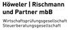 Höweler | Rischmann und Partner mbB - Wirtschaftsprüfungs-/ Steuerberatungsgesellschaft