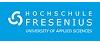 Hochschule Fresenius für Management, Wirtschaft & Medien GmbH