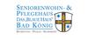 "Seniorenwohn- & Pflegehaus Das ""Blaue Haus"""