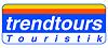 Das Logo von trendtours Touristik GmbH